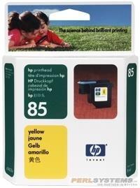 HP 85 Druckkopf Gelb No.85 für DesignJet 30 130