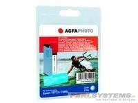 AGFAPHOTO ET071/089C Epson SX100 Tinte 13ml Extra Life Chip cyan