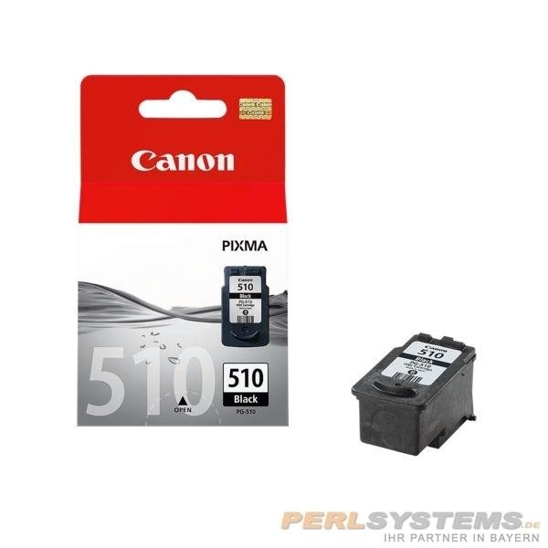 Canon PG510 Tinte Black für Pixma MP240 2970B001