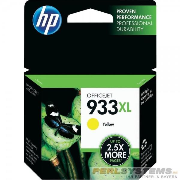 HP 933XL Tinte yellow Officejet 6700 Premium H711n