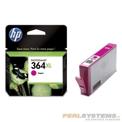 HP 364XL Tintenpatrone Magenta für 3070 OJ4610 C5300