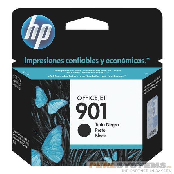 HP 901 Tinte Black OfficeJet 4500, OJ4580, OJ4680 No.901