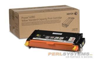 XEROX Toner PH6280 Phaser 6280 Yellow Standard-Tonerpatrone