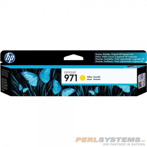 HP 971 Yellow Tinte HP OfficeJet Pro X451 Pro X476 Pro X576