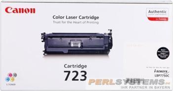 Canon 723 Toner Cartridge Black für LBP-7750CDN 2644B002