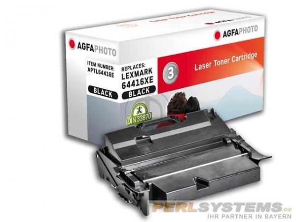 AGFAPHOTO Toner Black für Lexmark T644