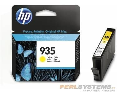 HP 934 Yellow Tinte für HP OfficeJet Pro 6230 6835