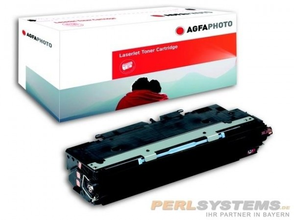 AGFAPHOTO THP250XE HP.CLJ CP3525 Toner Cartridge black