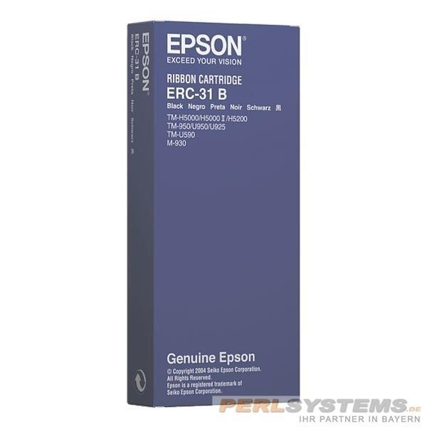 Epson ERC-31B Nylon Farbband TM-U930