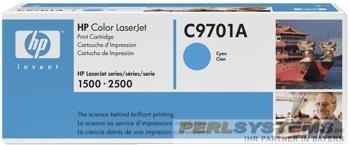 HP Druckkassette cyan für Color LaserJet 2500 1500