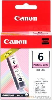CANON BCI-6PM Phototinte Magenta
