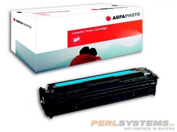 AGFAPHOTO APTHP541AE HP.CLJCP1215 Toner Cartridge cyan 125A