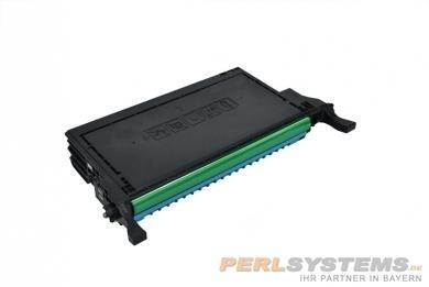 TP Premium Toner Cyan Samsung CLP 610N CLP 660N CLX 6200