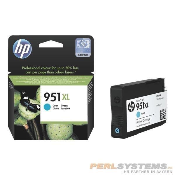 HP 951XL Tinte Cyan HP Pro8100 Pro8600 Serie