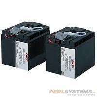 APC RBC11 Original Ersatzbatterie RBC11 für SU2200INET SU3000INET