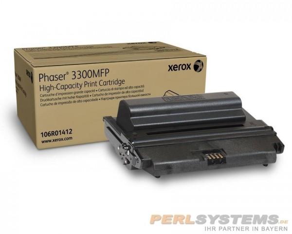 XEROX PH3300MFP Phaser 3300 Toner 8.000 Seiten Black HC