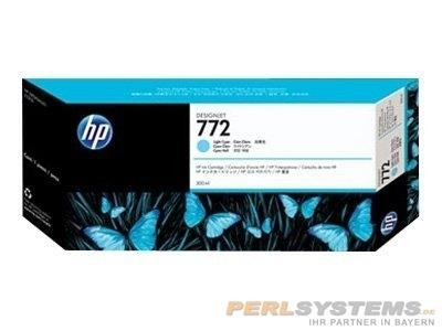 HP 772 Tinte Hell Cyan DesignJet Z5200 Z5400