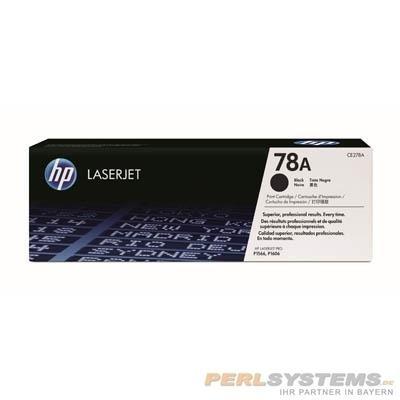 HP 78A Toner für Color LaserJet P1566 M1536DNF
