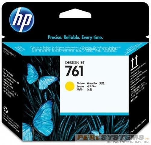 HP 761 Druckkopf yellow für DesignJet T7100 T7200