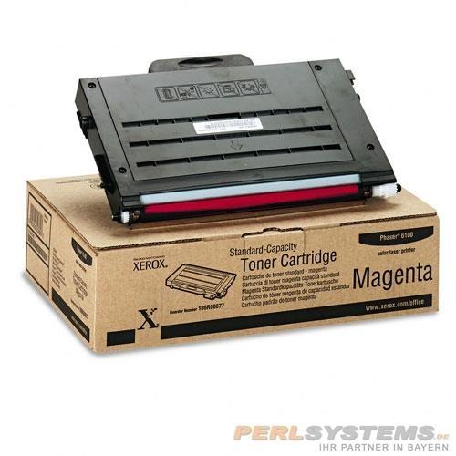 XEROX PH6100 Toner Magenta 2000 Seiten Standard Capacity