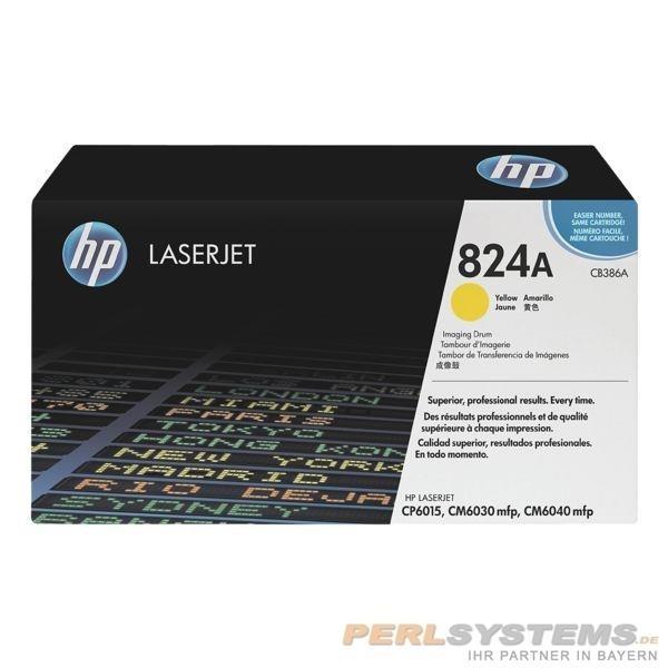 HP 824A Belichtungstrommel Yellow für Color LaserJet CP6015 CM6030 CM6040 CM4049