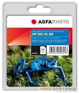 AgfaPhoto Tintenpatrone Black für HP LDJ1000 DJ2050 DL3000