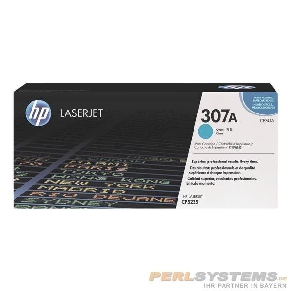 HP 307A Toner Cyan für Color LaserJet CP5220 CP5225