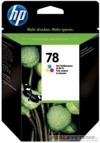 HP Farbdruckpatrone Tri-Color No.78