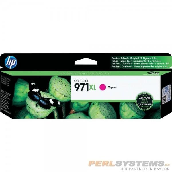 HP 971XL Magenta Tinte HP OfficeJet Pro X451 Pro X476 Pro X576