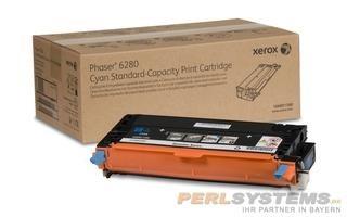 XEROX PH6280 Phaser 6280N Toner Cyan Standard-Tonerpatrone
