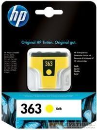 HP 363 Tintenpatrone yellow