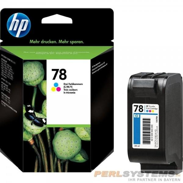 HP 78 Original Farbpatrone für DJ930C DJ950C DJ970C DJ1220C P