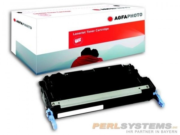 AGFAPHOTO Toner für HP CLJ 2700N CLJ3000N Black THP7560AE