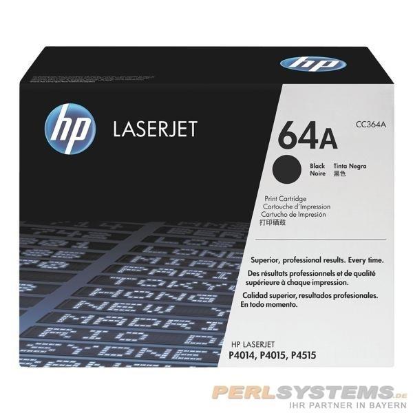 HP 64A Toner Black HP LJ P4015 HP P4515N