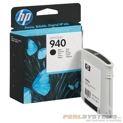 HP 940 Tinte Black für HP OfficeJet Pro 8000