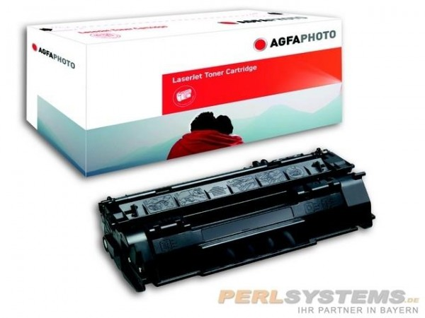 AGFAPHOTO APTHP53AE HP.LJP2015 Toner Cartridge 3.000 pages black