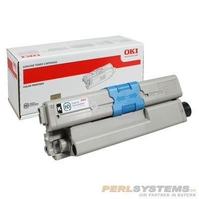 OKI Toner Schwarz C310 C330 C510 C530 MC351 MC361 MC561