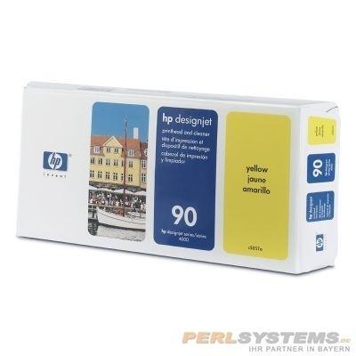 HP 90 Druckkopf Gelb für DesignJet 4000 4500 4020 4520