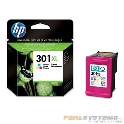 HP 301XL Tintenpatrone TriColor für DeskJet