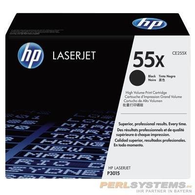 HP 55X Toner Black für LaserJet P3010 P3015