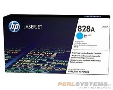 HP 828A Bildtrommel Cyan für Color LaserJet Enterprise M880 M855