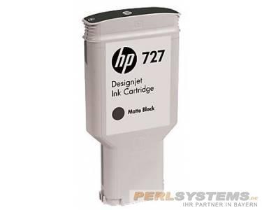 HP 727 Tinte matt Schwarz HC für DesignJet T920 T1500 T2500
