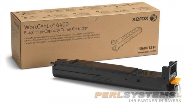 XEROX WorkCentre 6400 Toner Black 12.000 Seiten ISO/IEC19798 HC