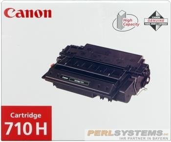 Canon Cartridge 710H Black 12k 0986B001