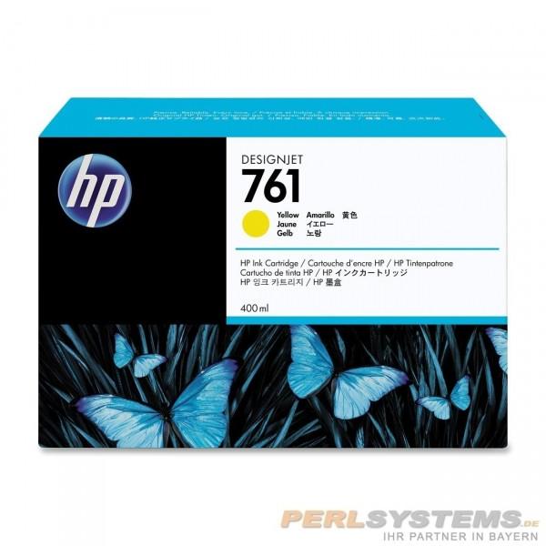 HP 761 Tinte yellow für DesignJet T7100 T7200