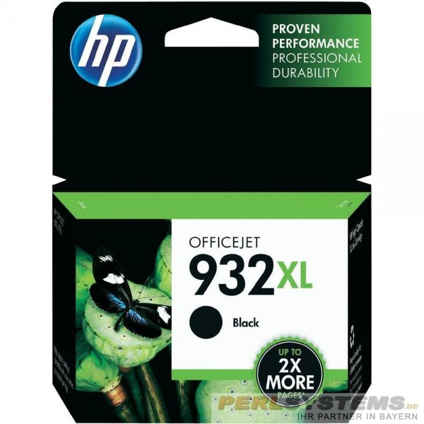 HP 932XL Tinte schwarz Officejet 6700 Premium H711n