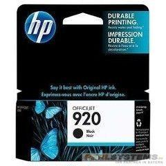HP 920 Tinte Black für HP OJ6000 OJ6500 OJ7000