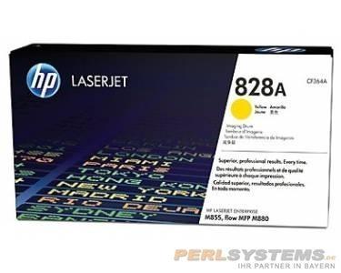 HP 828A Bildtrommel Yellow für Color LaserJet Enterprise M880 M855