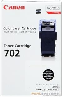 Canon 702 Toner Cartridge Black LBP5970 LBP5975 9645A004