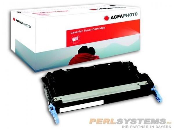 AGFAPHOTO Toner Black für HP CLJ3600 CLJ3800 CP3505 CP3505N APTHP6470AE